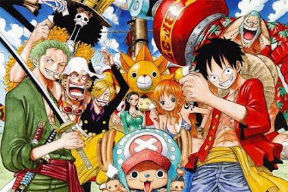 One Piece umumkan One Piece Magazine #6