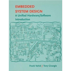 Pdf Books Free Download Embedded System Design A Unified Hardware Software Introduction By Frank Vahid Tony Givargis