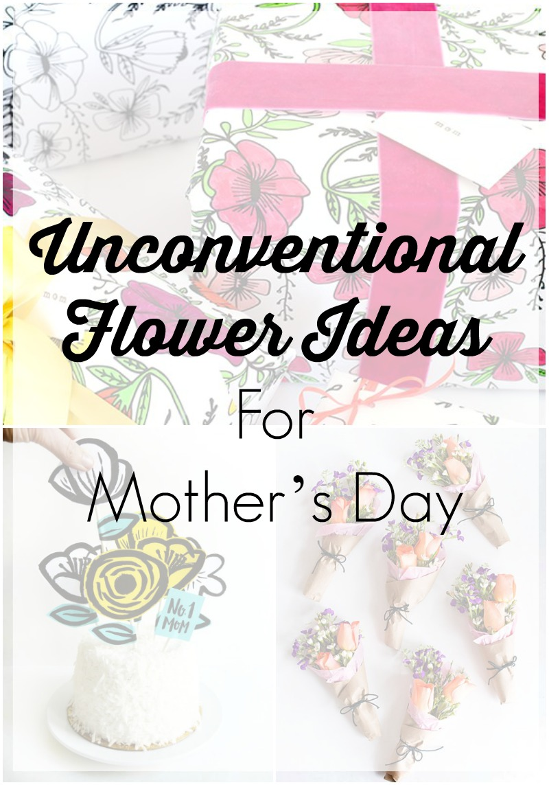 9 unconventional flower ideas for Mother's Day