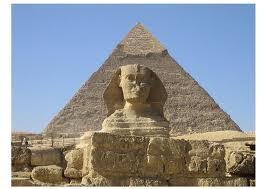 piramida giza dan sphinx-10 tempat misterius di dunia