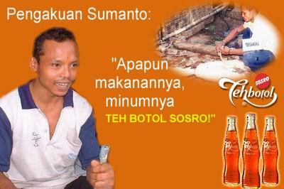iklan makanan lucu