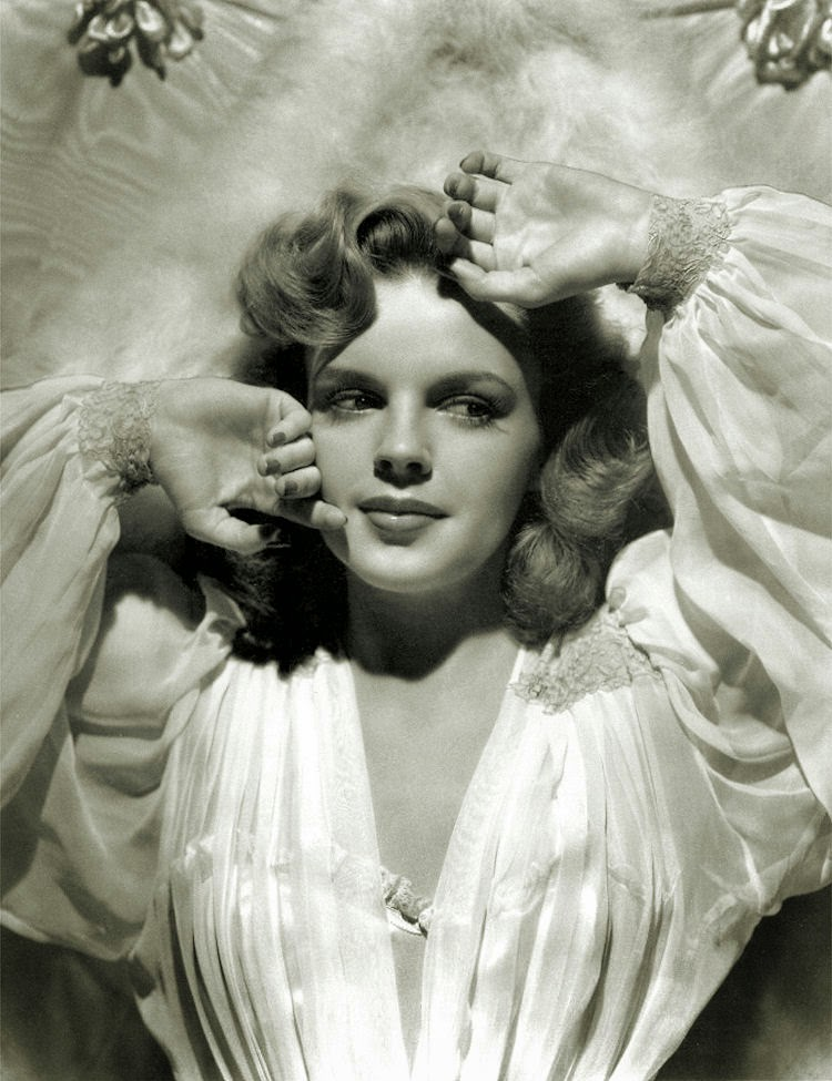 Gods And Foolish Grandeur: Judy Garland, By Clarence ...