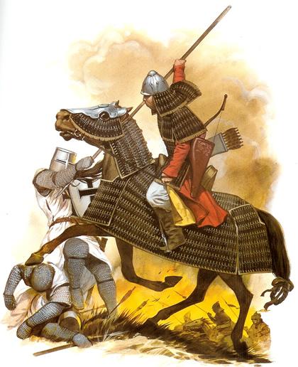 Mongol Invasions