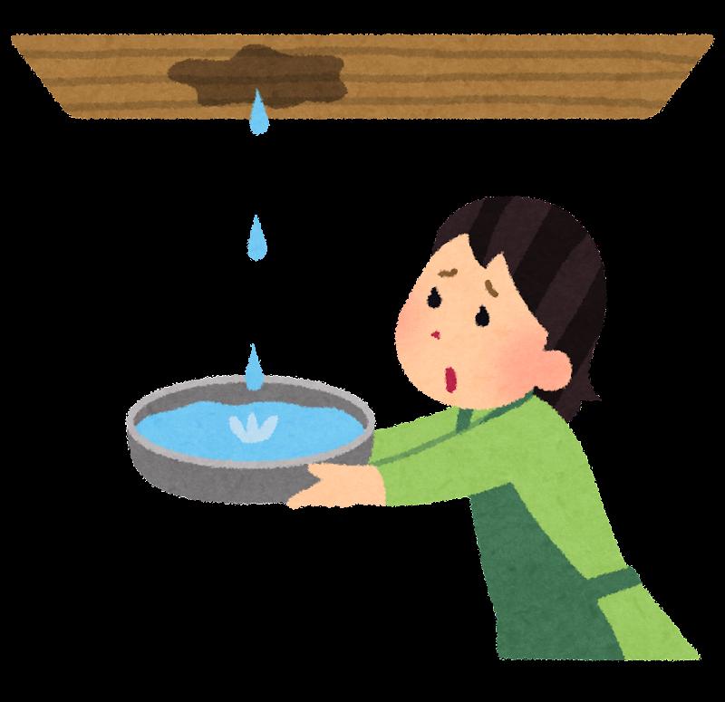 【和歌山市】雨漏りを放置することで迫る危険とは!?|和歌山市リフォームと屋根外壁塗装専門店