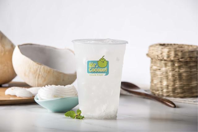 Mr Coconut Singapore - Coconut Juice