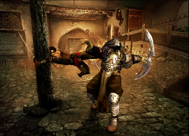Prince of Persia The Two Thrones PC Games Screenshots
