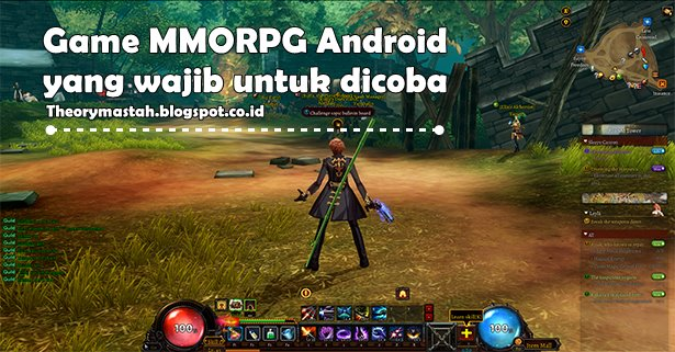 game mmorpg android paling ringan