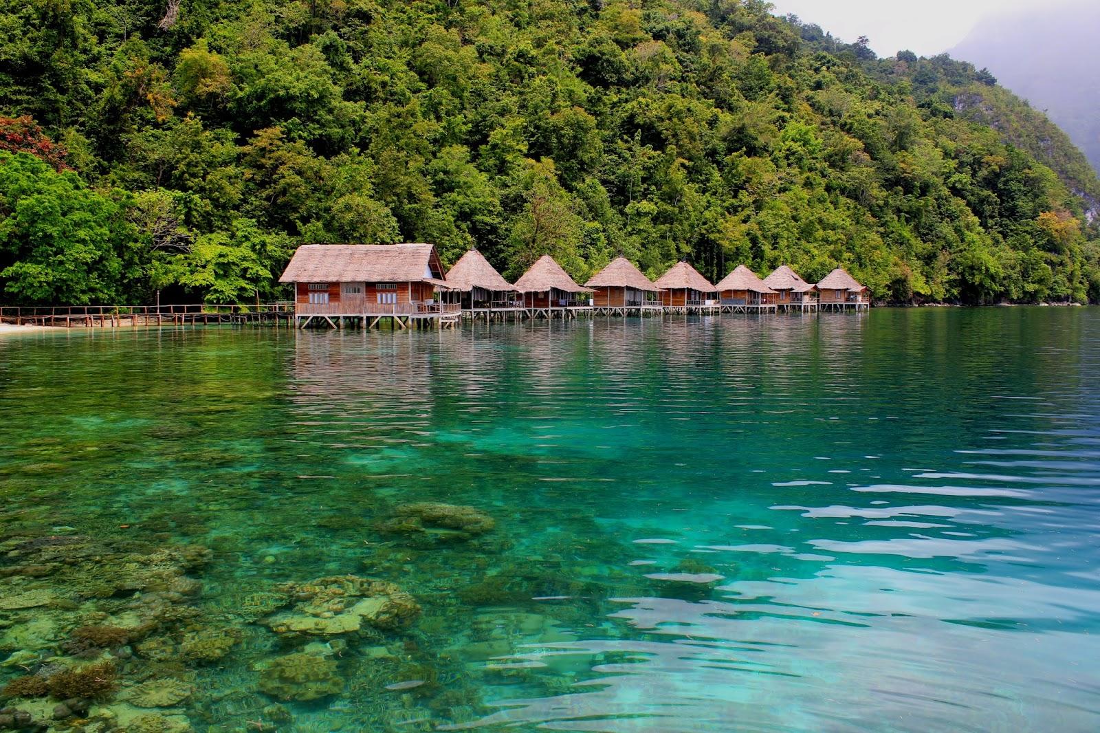 Wisata pulau terindah di indonesia - Pulau seram, maluku