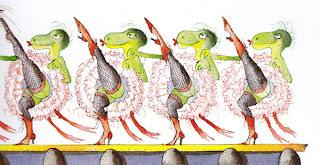 John Foster - Ten Dancing Dinousaurs