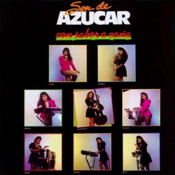 CON SABOR A CAÑA - SON DE AZUCAR (1992)