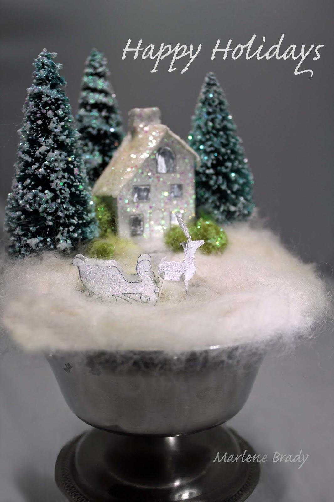 Marlene Brady: Glitter House