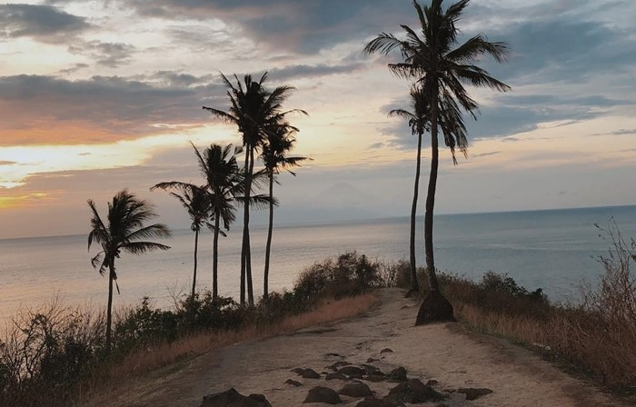 Wisata di Lombok Bukit Malimbu