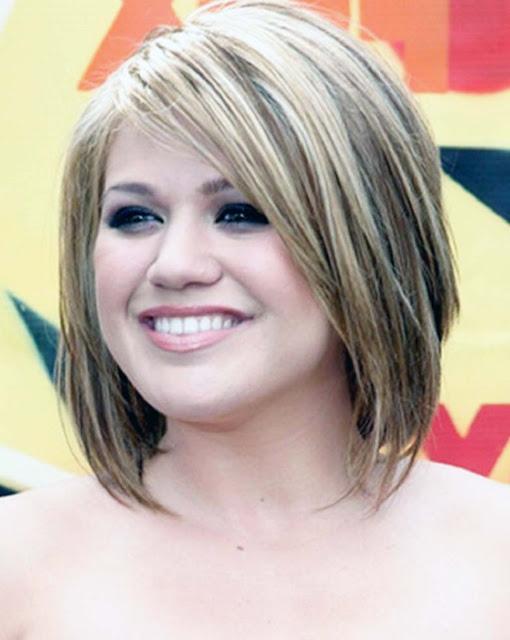 Fabulous 13 Hairstyles For Round Chubby Faces Best Ellecrafts Short Hairstyles Gunalazisus