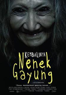 Download Film Kembalinya Nenek Gayung (2013)