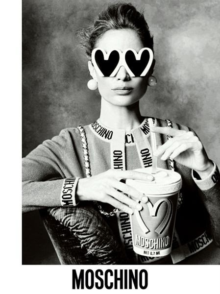 Moschino advertising campaign