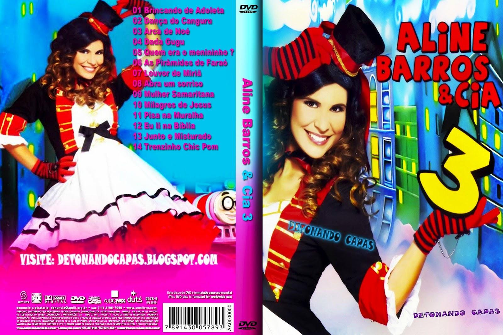 Aline Barros Aline Barros & Cia 2 treffpunkteltern.de :: thema anzeigen - dvd aline barros e