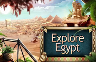 Explore Egypt Hidden Object Games
