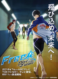 Free!: Dive to the Future الحلقة 11 مترجمة  اون لاين