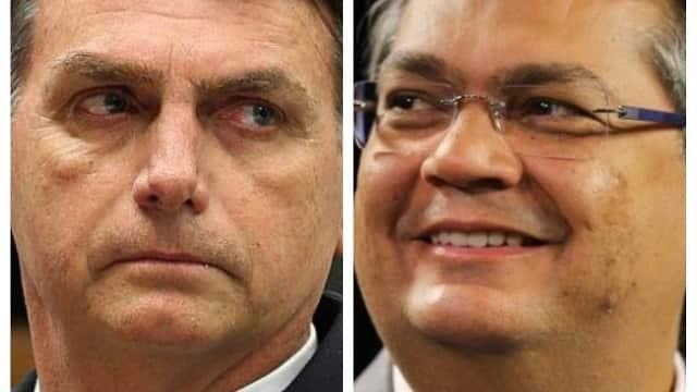 Bolsonaro x Flávio Dino