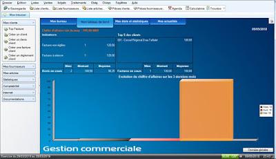 Télécharger Logiciel de Gestion Commerciale