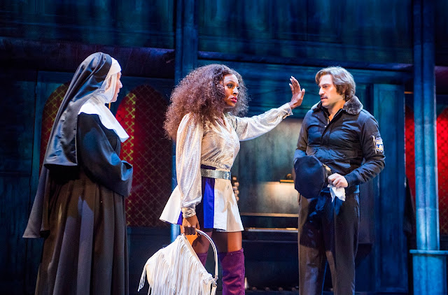 Alexandra Burke as Deloris Van Cartier
