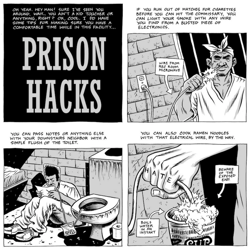 Wizzywig: Portrait of a Serial Hacker, by Ed Piskor.