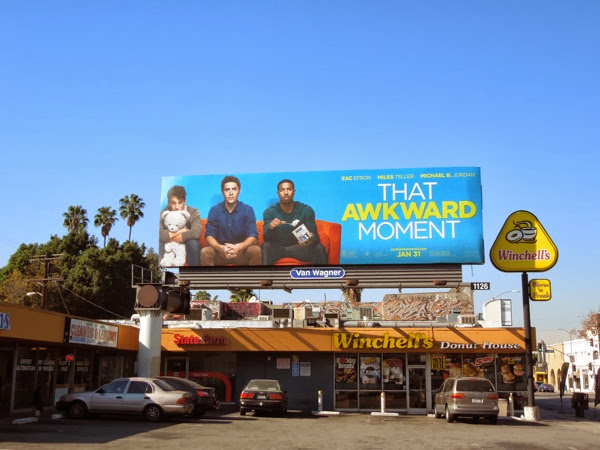 That Awkward Moment billboard