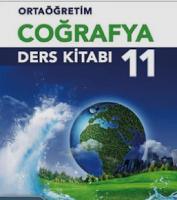 11.Sınıf Dikey Yayınları Coğrafya Ders Kitabı Cevapları.