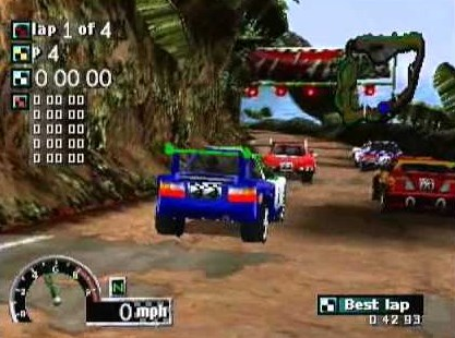Download Rally Cross 2 PS1 Android
