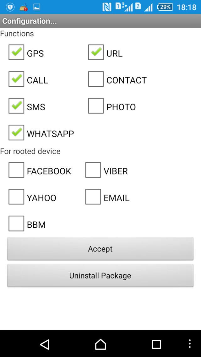 Kisi Ke Bhi Android Phone Ke Whatsapp,Facebook Messenger,Call/Sms