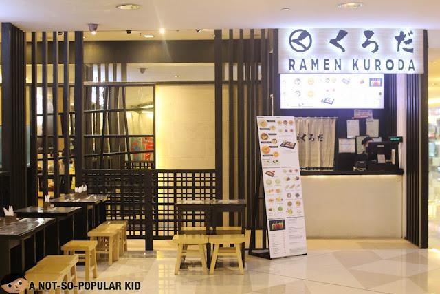 Ramen Kuroda in Lucky Chinatown Mall