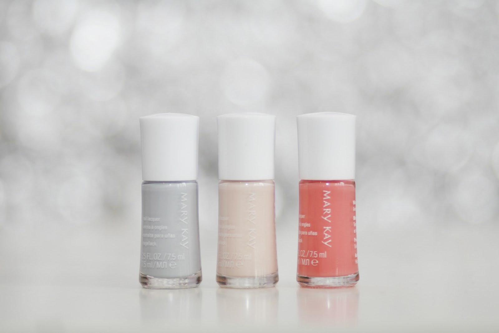 fun size beauty: Mary Kay Into the Garden Nail Lacquers in Sweet ...