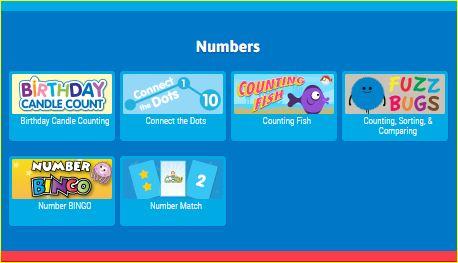 Jugando Y Aprendiendo Juntos Abcya Com Numbers Juegos De Numeros