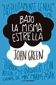 Bajo La Misma Estrella, de John Green