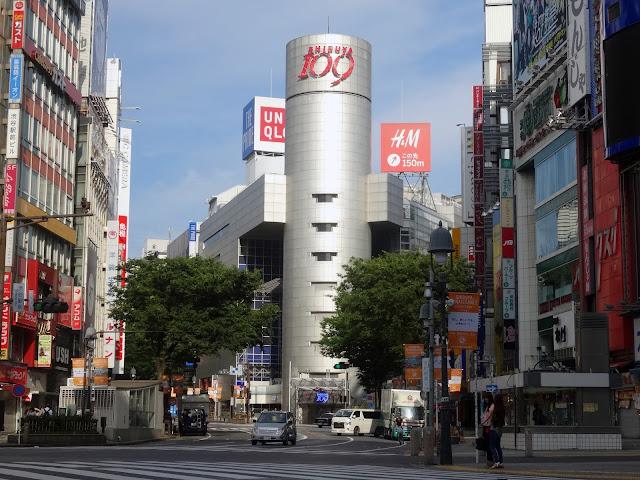 渋谷109〈著作権フリー無料画像〉Free Stock Photos