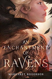 https://www.goodreads.com/book/show/34997533-an-enchantment-of-ravens