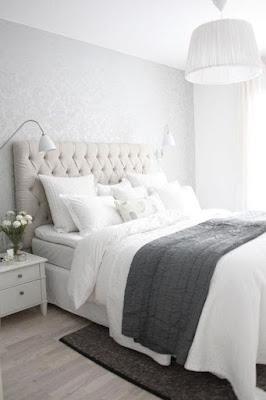 cabeceira para cama de casal capitone