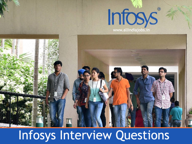 Infosys Interview Questions For Freshers And Experienced