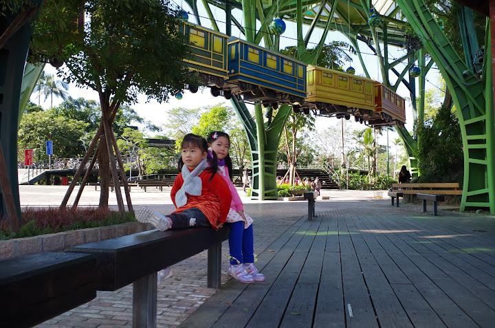 宜蘭車站幾米廣場公園
