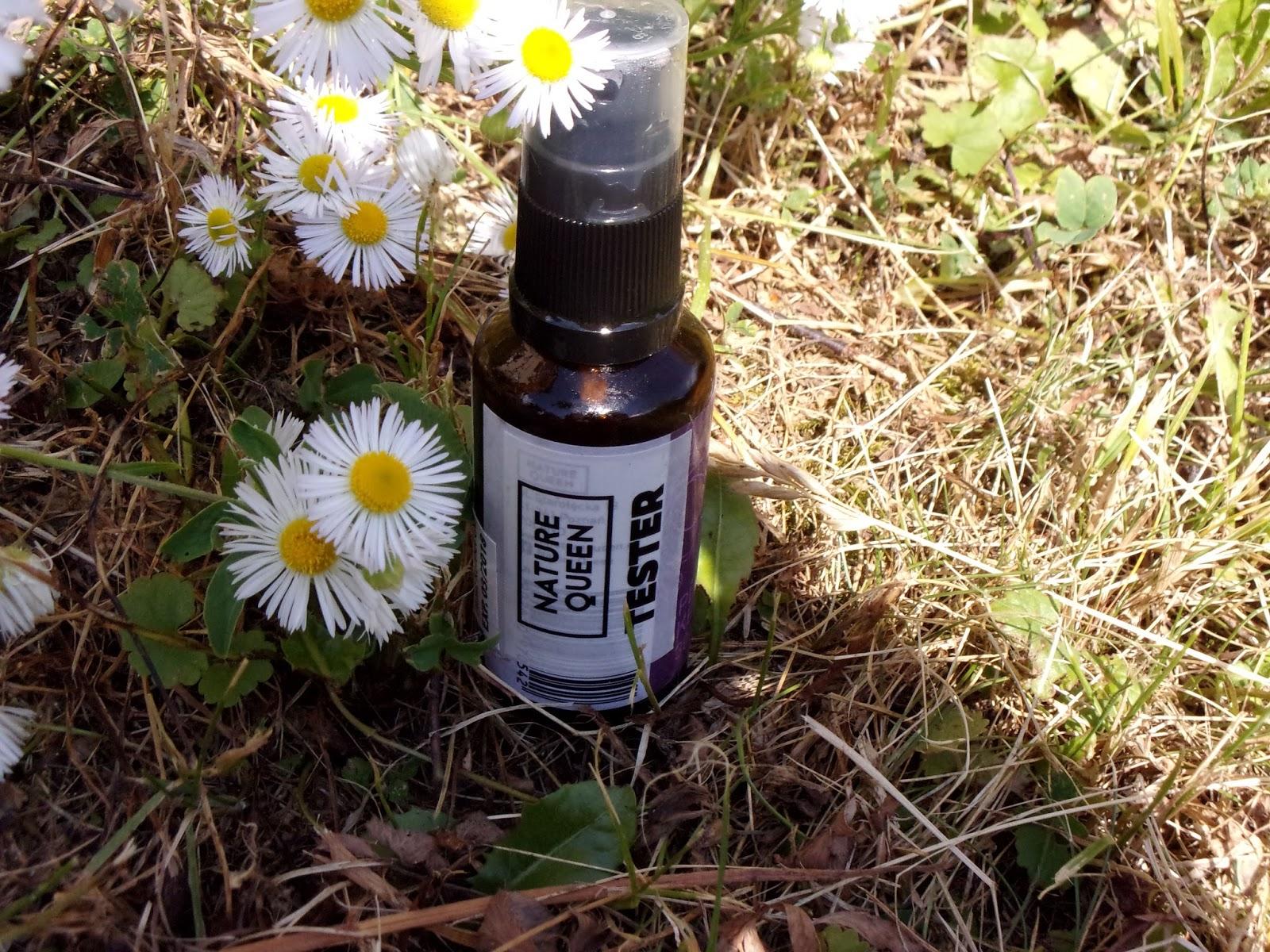 Olej z pestek śliwki z Nature Queen