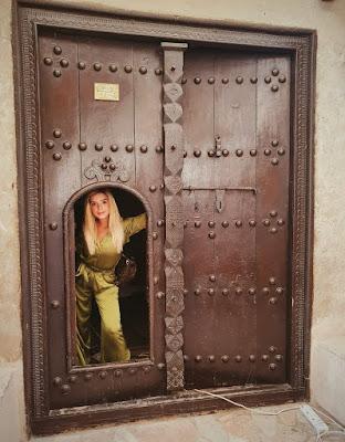 Giovanna Lancellotti se despediu de Dubai com todas as experiências guardadas com carinho na memória — Foto: Arquivo pessoal