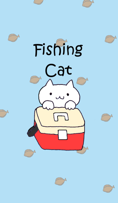 Theme for a fisherman