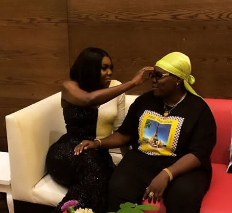 Teni and Niniola pictures