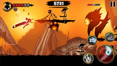 Download Stickman Revenge 3 v1.0.12 MOD Apk Screenshot 3