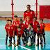 Copa Garotão: CT Falcão 12 vence Paulista Soccer no sub-13. Dois jogos não terminaram