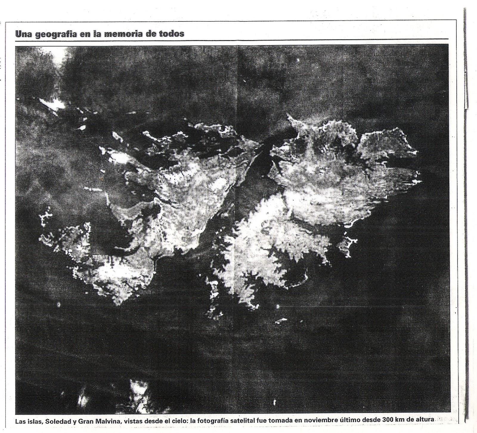Islas Malvinas Islas Malvinas Vista Satelital