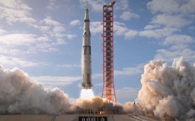 NASA Venture class rockets.