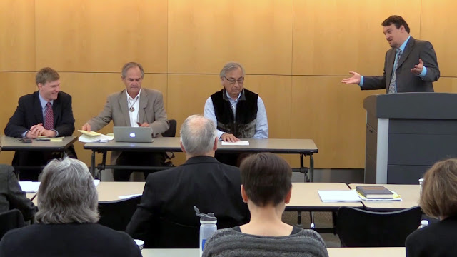 "Panel on ""A Native Perspective of Alaska's Constitution"""