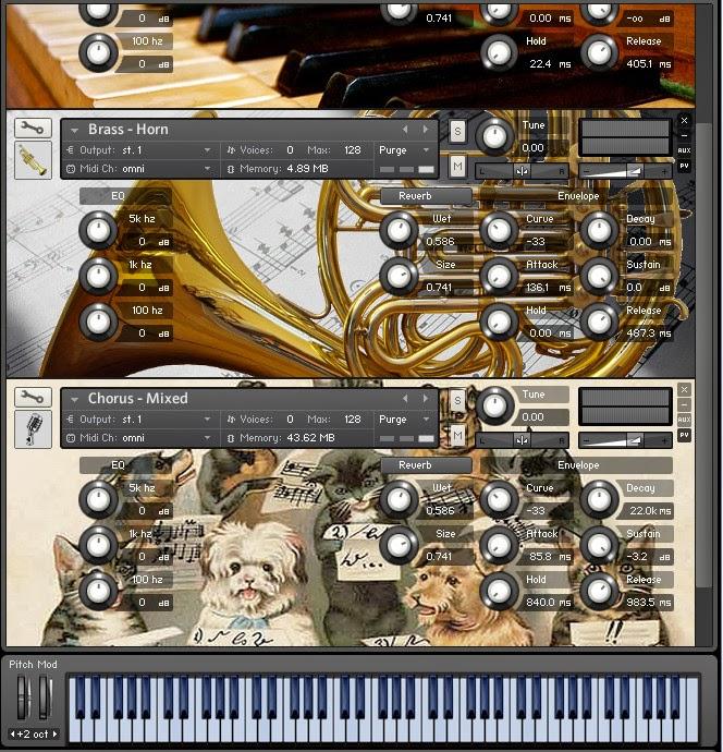 Bigcat Instruments Sonatina Symphony Orchestra For Kontakt