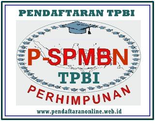 admin akan menunjukkan gosip mengenai  Pendaftaran Online TPBI 2019/2020